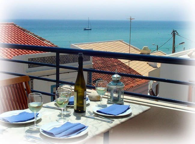 Praia Mar 2B 2bed/1 bath apartment. - Salema - Pis