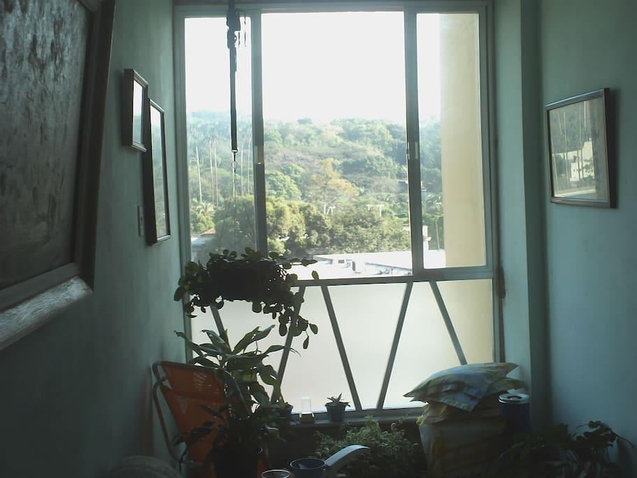 Aprecie a vista do Pasmado ou se preferir vá lá conferir o visual maravilhoso de toda Enseada de Botafogo