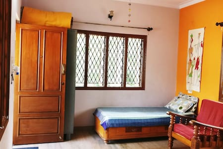 Skanda - Centrally located house in Bangalore