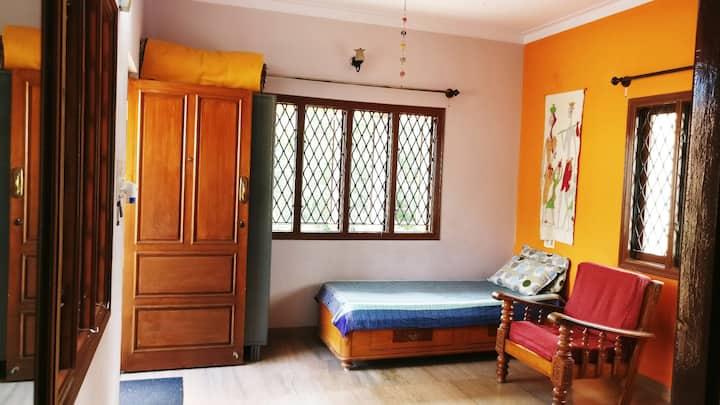 Skanda - Centrally located house in Bangalore