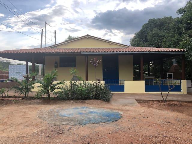 Chalé da Serra de Santa Luzia-PB
