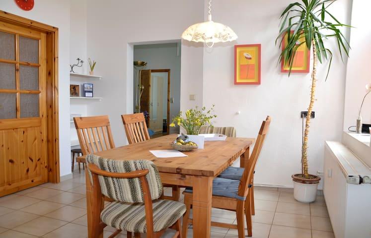 """Charmante Gartenwohnung """"Erika"""" bei Hamburg"""
