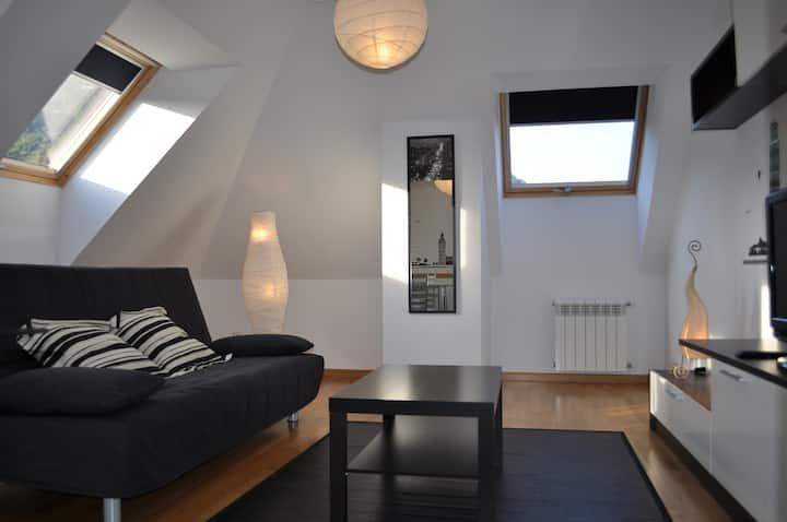Precioso apartamento en Oviedo, Wifi