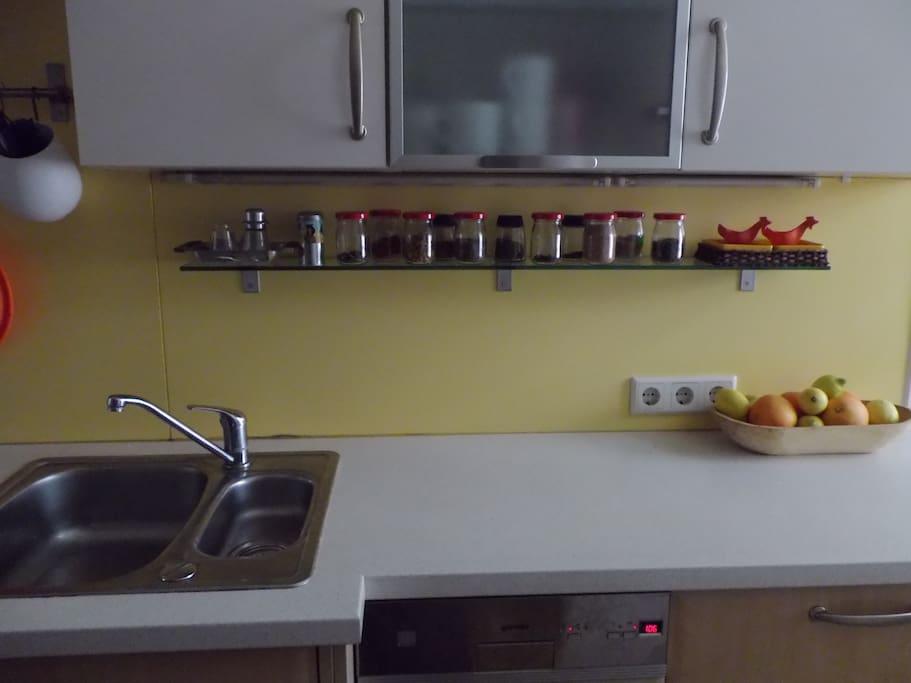 køkken/ Küche/kitchen