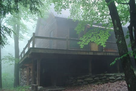 Secluded cabin on 45 private acres! - Otis