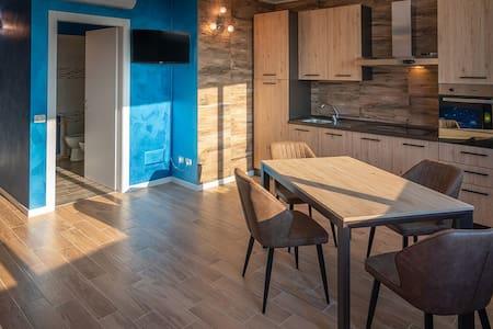 Crystal Tower M&M - Appartamento Blue