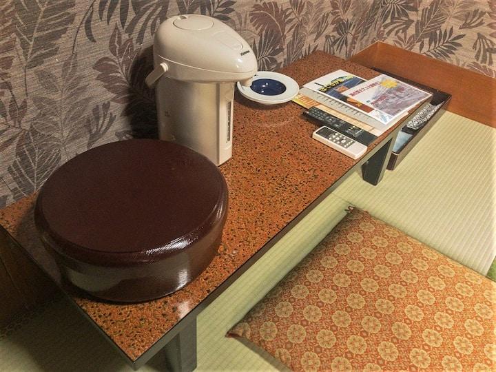 Kinokuniya Ryokan  Japanese-Style Triple Room