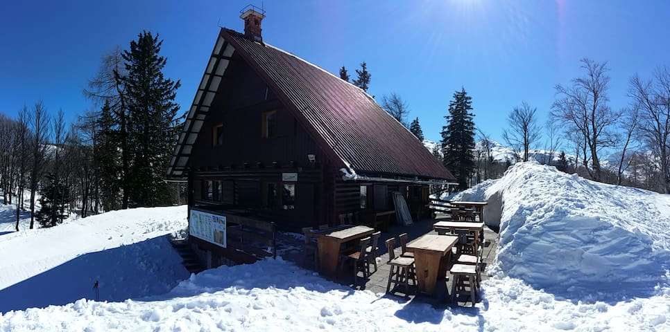 B&B chalet Zala / Outdoor-mania - Ukanc - Bed & Breakfast