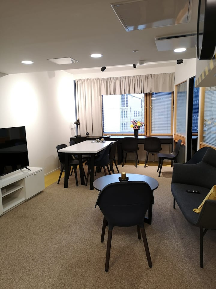 Budget and cosy accommodation in the city center