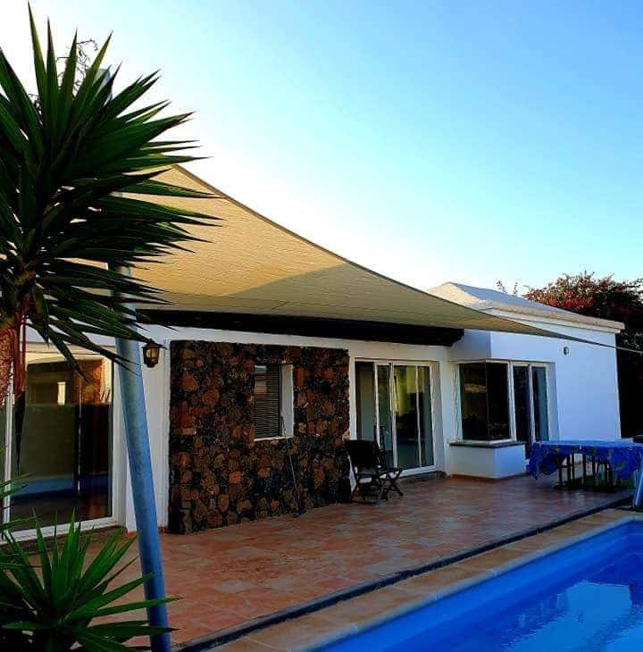 Superbe villa à la Oliva Fuerteventura