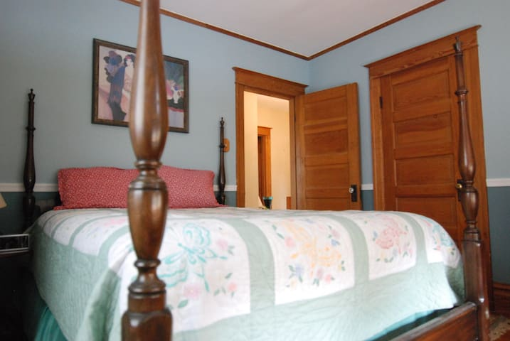 740 House, Charming  Room in Town!