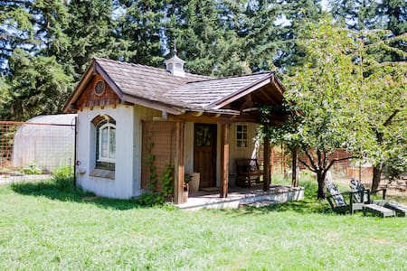 Farm Stay Cabin Get Away - Vashon - Cabane
