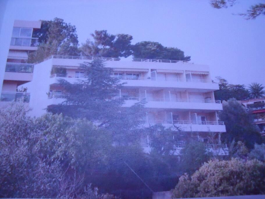 Vista Villa EMMANUELLE