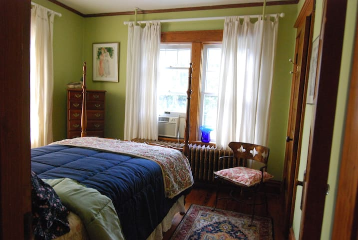 740 House  Sweet Room For 2 in Town - Harpers Ferry - Casa