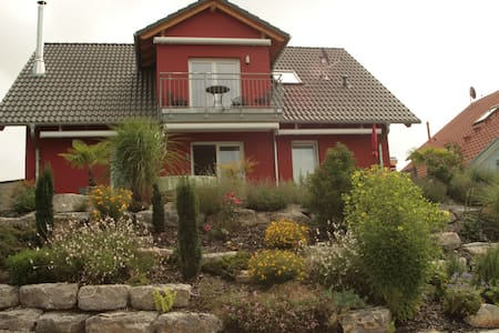 Neue grosse Ferienwohnung nahe Stein am Rhein - Öhningen
