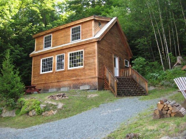 Cabin 7: Hillside - Barnet - Cabaña