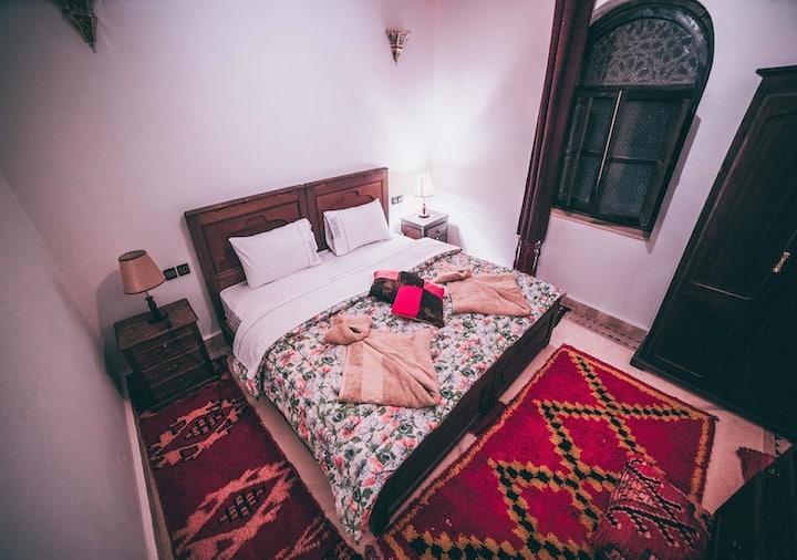 Chambre Raja Riad Marwa Marrakech
