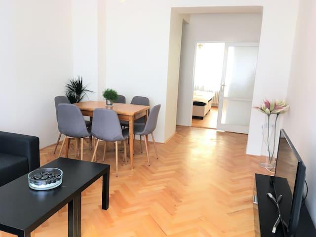 Stylish apartment in the City Centrum