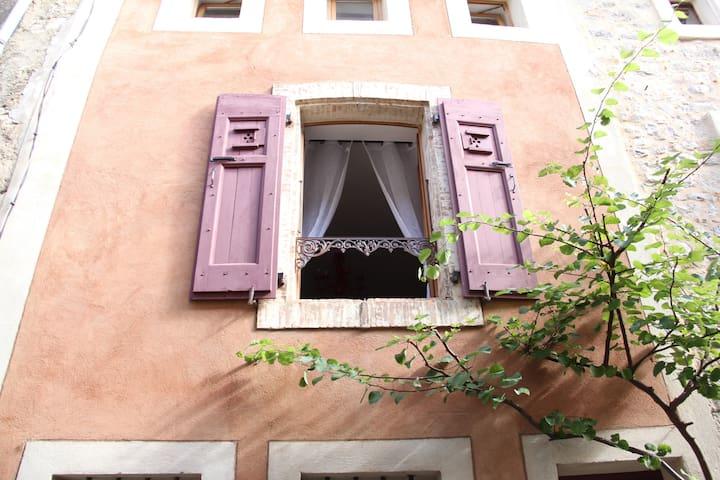 Chambre d'hôte au coeur de Lagrasse
