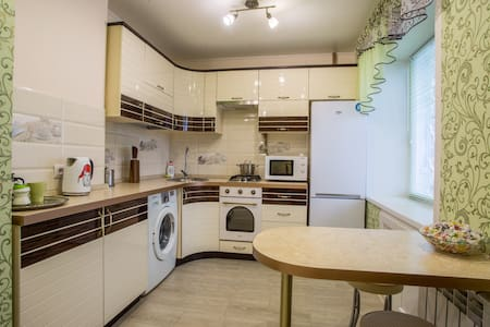 Квартира с новым ремонтом  в самом центре Твери