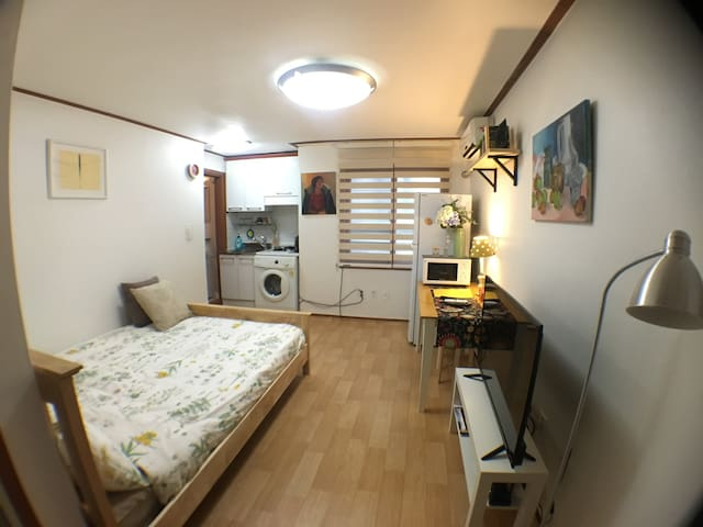 Seoul Station @1min / lovely house - Yongsan-gu - Wohnung