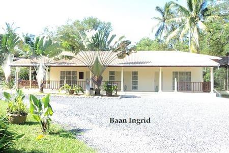 "The Tropic ""Ingrid House"" Thailand."