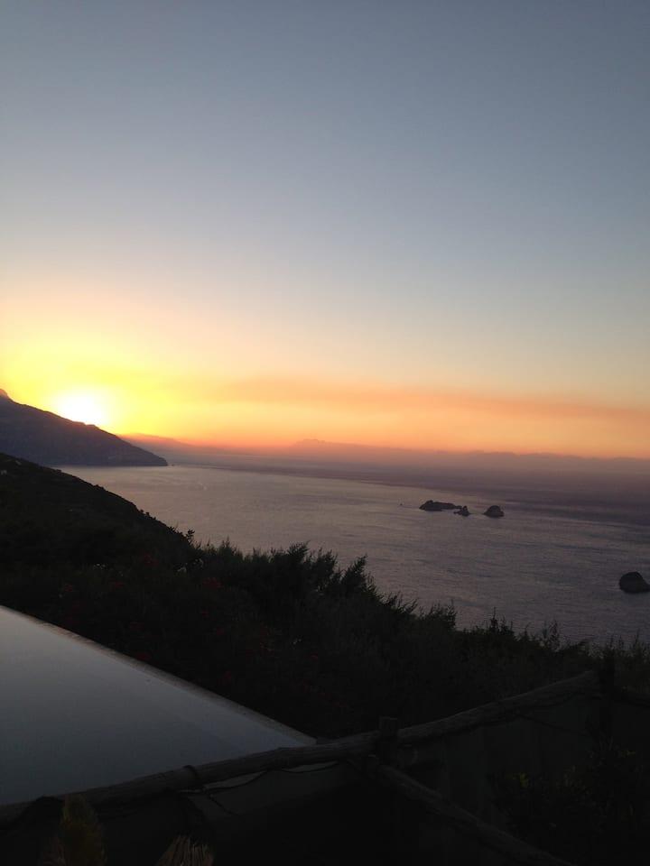 Breathtaking view.