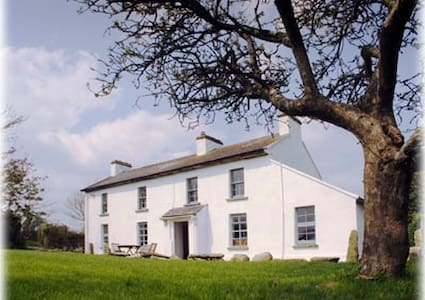 Crosslake Luxury Farmhouse with Ocean View - Wexford - Casa