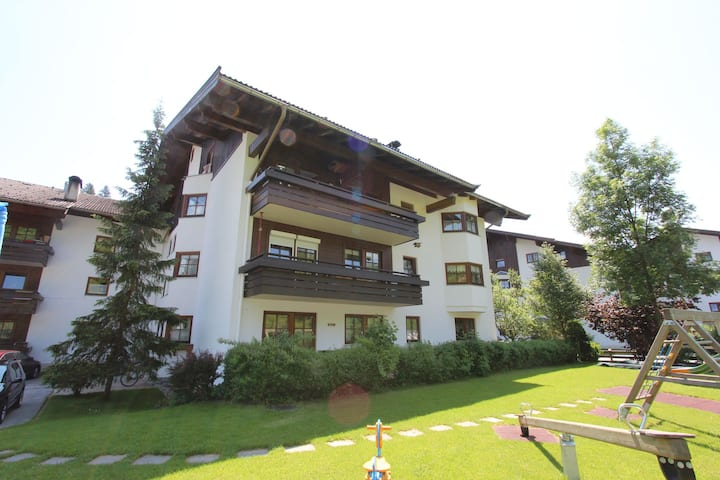 Schönes Appartement nahe Skigebiet in Going am Wilden Kaiser
