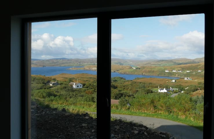 The Passing Place, Fiscavaig, Isle of Skye