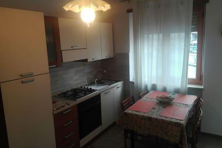 Appartamento pratico e comodo per visitare Aosta!