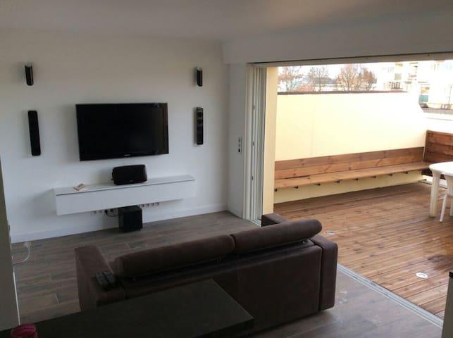 Appartement Terrasse ★★★ - Pau - Huoneisto