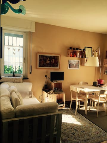 Appartamento luminoso in precollina - Turyn - Apartament