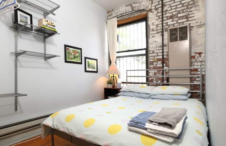 Room in spacious charming loft