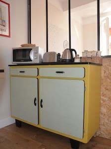 Studio esprit loft - Appartement