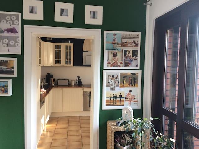 Appartement im schönen Kurviertel - Kassel - Daire