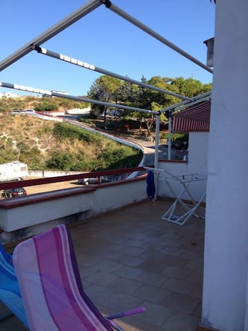 Cozy house with large terrace - Coppa di Cielo - Casa