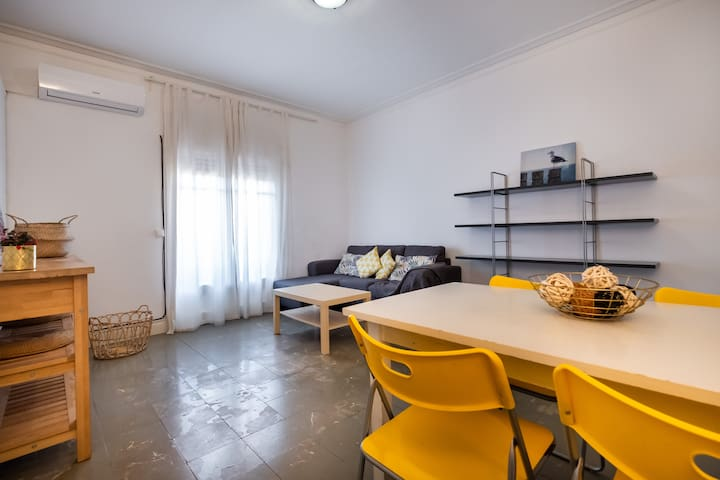 CHIC FLAT WITH TERRACE IN DIAGONAL