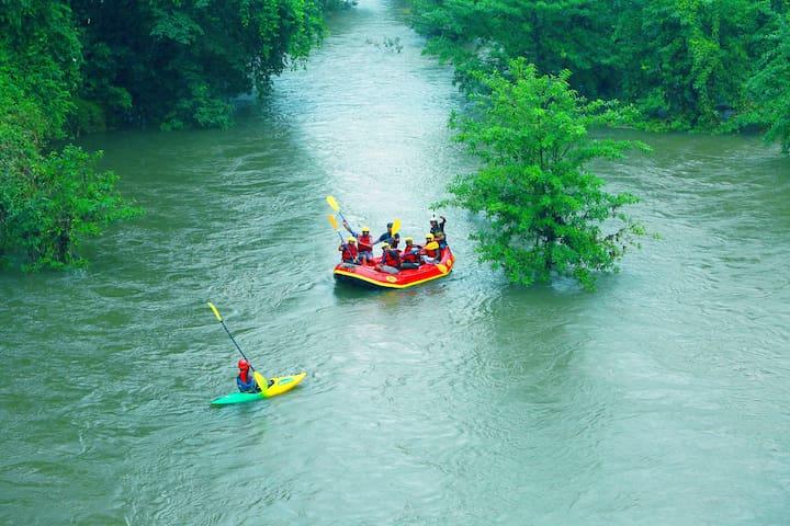 The Palavayal Farmresorts and Rafting Center