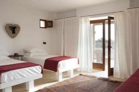 Lovely room in a luxury  villa in Formentera - Formentera