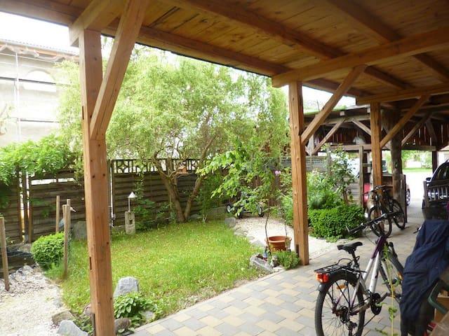 Unterkunft mit Sauna - Schechen - Apartamento