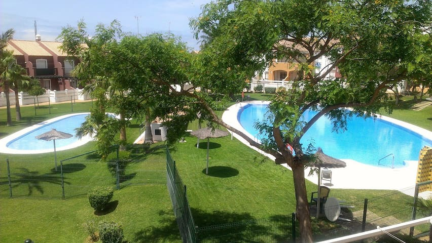 Apartamento en la Barrosa CTC-(PHONE NUMBER HIDDEN) - Chiclana de la Frontera - Appartement