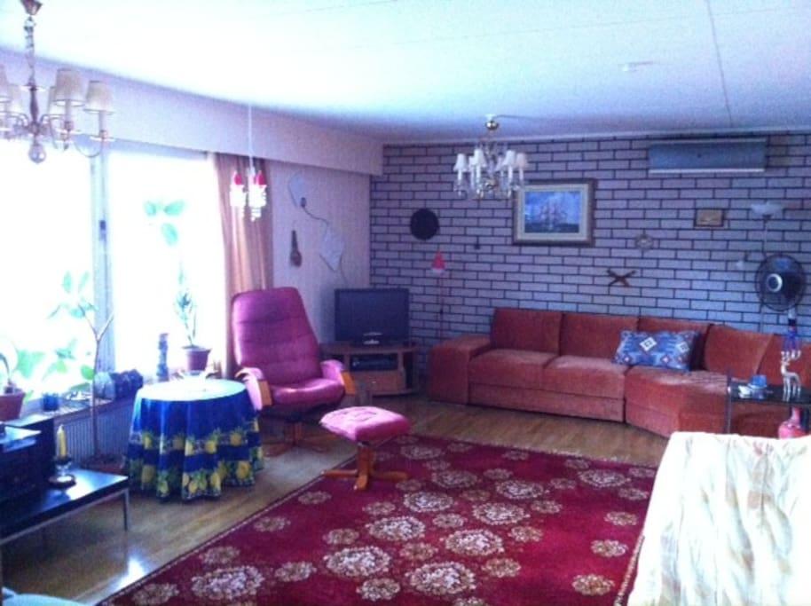 First livingroom