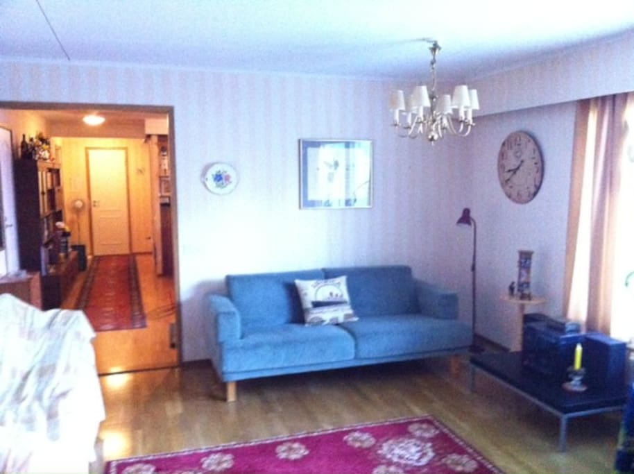 Another picture of first livingroom