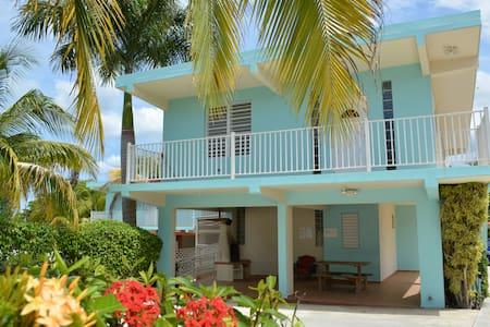 Villas Amara Boqueron AC Pool  - Cabo Rojo