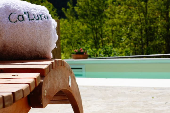 Ca'Luni b&b - Casola In Lunigiana - Bed & Breakfast