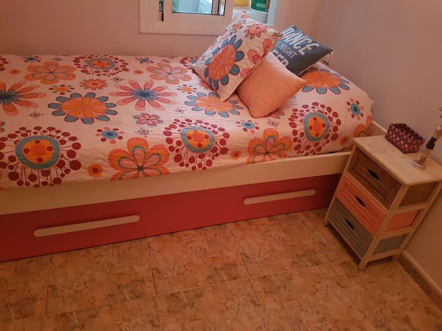 New cozy room