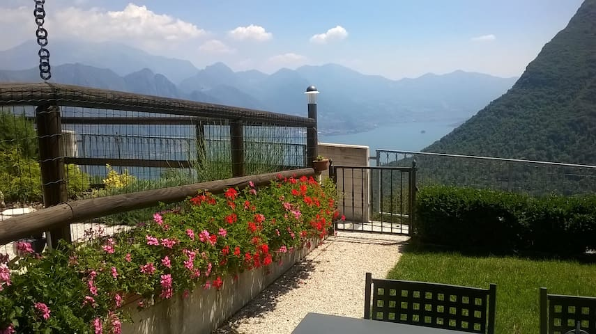 LAKE ISEO VIEW - Fonteno