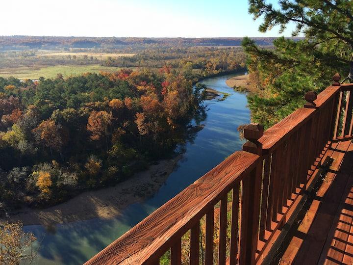 Majestic River Lodge in Flint Ridge Resort