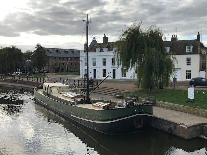 A unique boutique hotel stay on the river